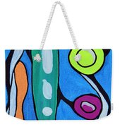 Stepping Into The Sixties Weekender Tote Bag