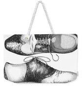 Stepping Out Weekender Tote Bag by Adam Zebediah Joseph