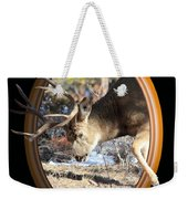 Stepping Out Weekender Tote Bag by Shane Bechler