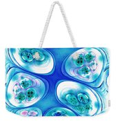 Stepping Stones Weekender Tote Bag by Anastasiya Malakhova