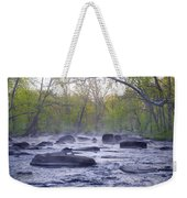 Stepping Stones Weekender Tote Bag by Bill Cannon