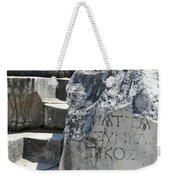 Steps Of The Council House Aphrodisias Weekender Tote Bag