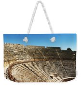Steps Of The Theatre In The Ruins Weekender Tote Bag