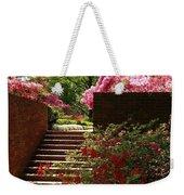 Steps To Azalea Fairyland Weekender Tote Bag