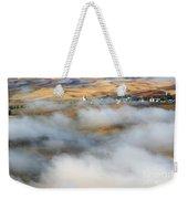 Steptoe Fog Clearing Weekender Tote Bag