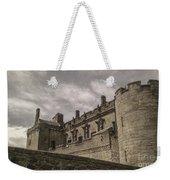 Sterling Castle Scotland Sterling Closed Grey Weekender Tote Bag