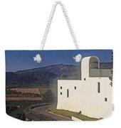 Sterling Vineyard Napa Weekender Tote Bag