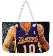 Steve Nash Weekender Tote Bag