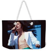 Steve Perry Of Journey At Day On The Green Weekender Tote Bag