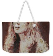 Stevie Nicks Weekender Tote Bag