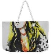 Stevie Nicks 02 Weekender Tote Bag