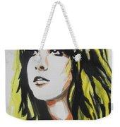Stevie Nicks 01 Weekender Tote Bag
