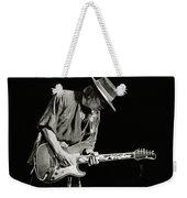 Stevie Ray Vaughan 1984 Weekender Tote Bag