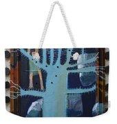 Sticker Tree - Framed Weekender Tote Bag