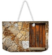 Sticks And Stone Weekender Tote Bag