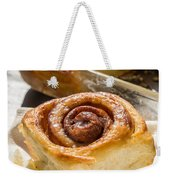 Sticky Cinnamon Buns Weekender Tote Bag