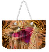 Sticky Hand Weekender Tote Bag