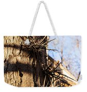 Sticky Issue Weekender Tote Bag