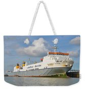 Still A Mighty River Weekender Tote Bag