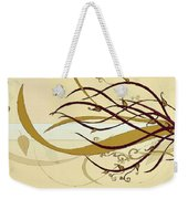 Still Branches Of Life Weekender Tote Bag
