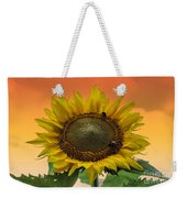 Still Busy At Sunset Weekender Tote Bag
