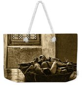 Still Life At Chenonceau Weekender Tote Bag