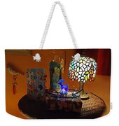 Still Life Christmas Peace Weekender Tote Bag