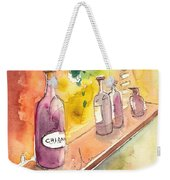 Still Life In Chianti In Italy Weekender Tote Bag
