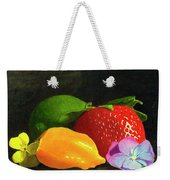 Still Life No. I Weekender Tote Bag