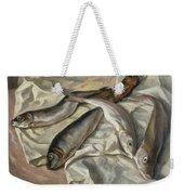 Still Life Of Fish, 1928 Weekender Tote Bag