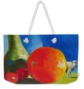 Still Life Painting Weekender Tote Bag