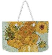 Still Life Sunflowers Weekender Tote Bag