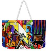 Still Life - Vanj's Mantel Weekender Tote Bag