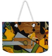 Still Life With A Guitar Weekender Tote Bag