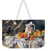 Still Life With Drapery Weekender Tote Bag
