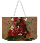Still Life With Hummingbird Weekender Tote Bag