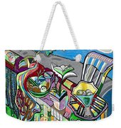 Still Life With Clouds Weekender Tote Bag
