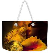 Still Life With Shells Weekender Tote Bag