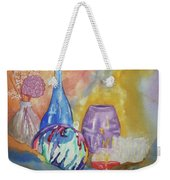 Still Life With Witching Ball Weekender Tote Bag
