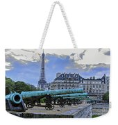 Still Protectting Weekender Tote Bag