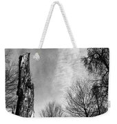 Still Standing After The Storm Weekender Tote Bag