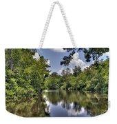 Still Waters Weekender Tote Bag by David Troxel