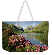 Stillness Of The Mountain Weekender Tote Bag