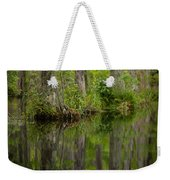Stillness Swamp Weekender Tote Bag