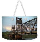 Stillwater Lift Bridge Weekender Tote Bag