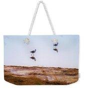 Stilt Birds Weekender Tote Bag