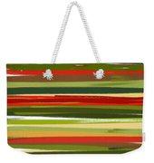Stimulating Essence Weekender Tote Bag by Lourry Legarde