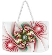 Stimulation Weekender Tote Bag by Anastasiya Malakhova