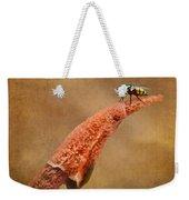 Stinkhorn Mushroom - Fly Weekender Tote Bag