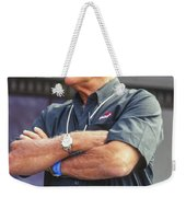 Stirling Moss Weekender Tote Bag